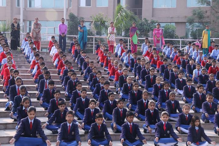 Teri Public School-Assembly