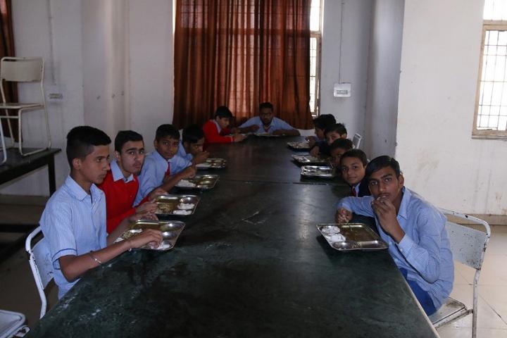 Teri Public School-Cafeteria