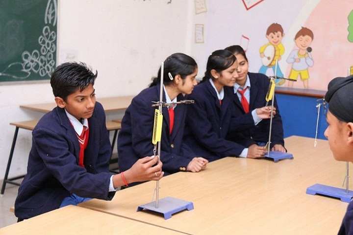 Teri Public School-Physics-Lab1