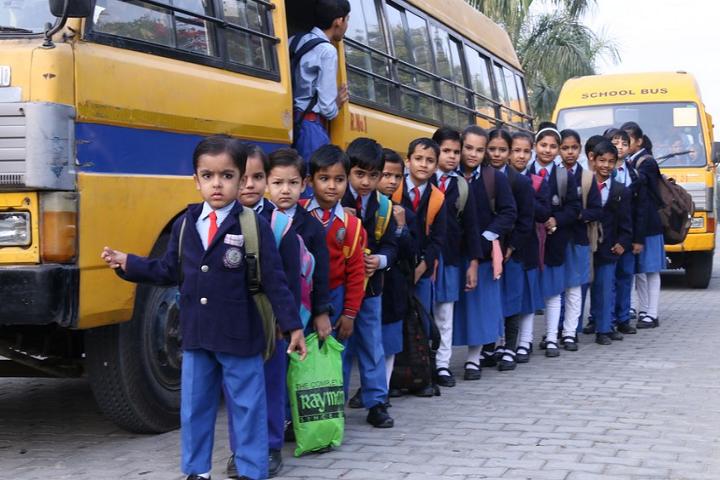 Teri Public School-Transport
