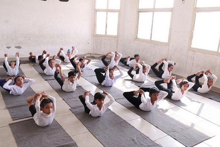 Teri Public School-Yoga