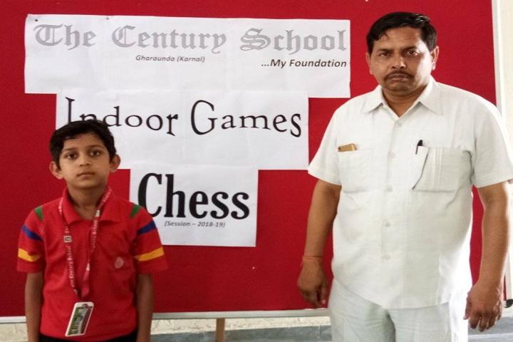 The Central School-Indoor games