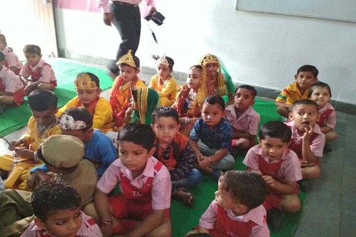 The Central School-Janmastami Celebrations