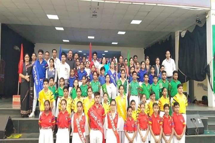 The Century School - Sports Meet