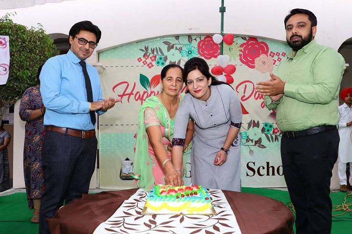 The Genius Senior Secondary School-Mother