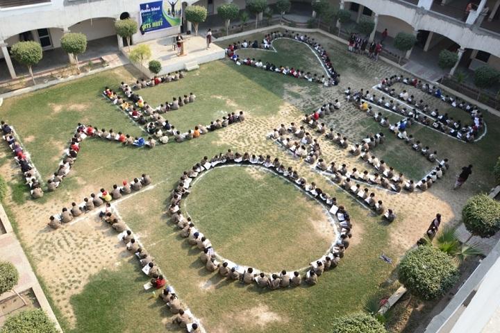 The Genius Senior Secondary School-Reading day