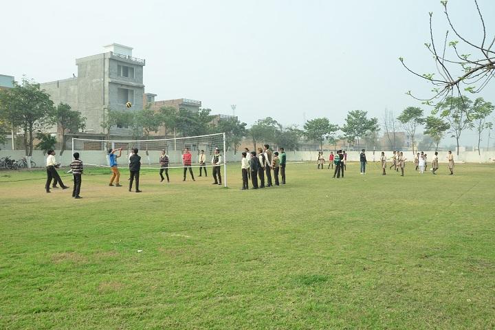 The Genius Senior Secondary School-Sports
