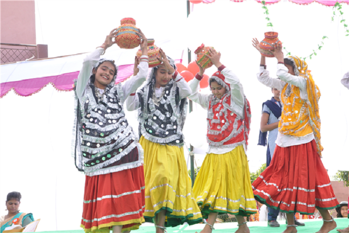 The God Institution Of Education Senior Secondary School-Annual day
