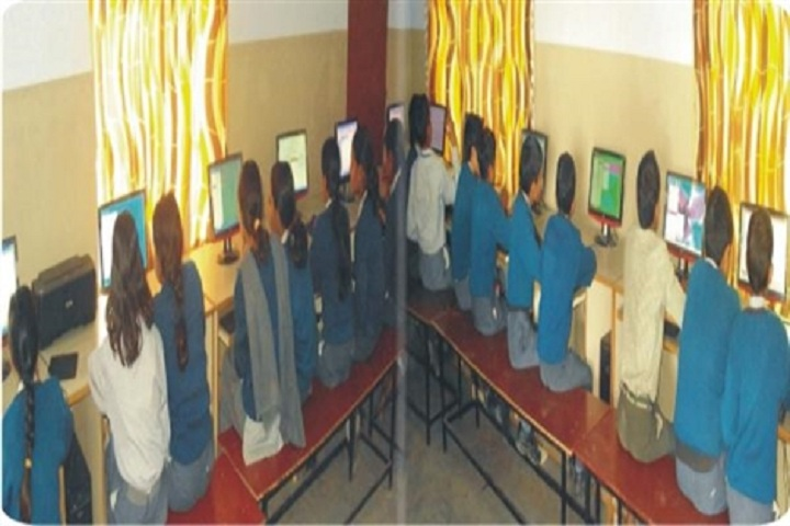 The God Institution Of Education Senior Secondary School-Computer lab