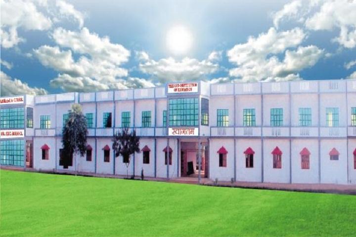 The God Institution Of Education Senior Secondary School-School Building