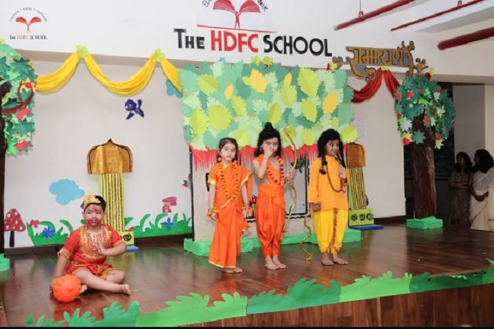 The HDFC School-Epic Tale