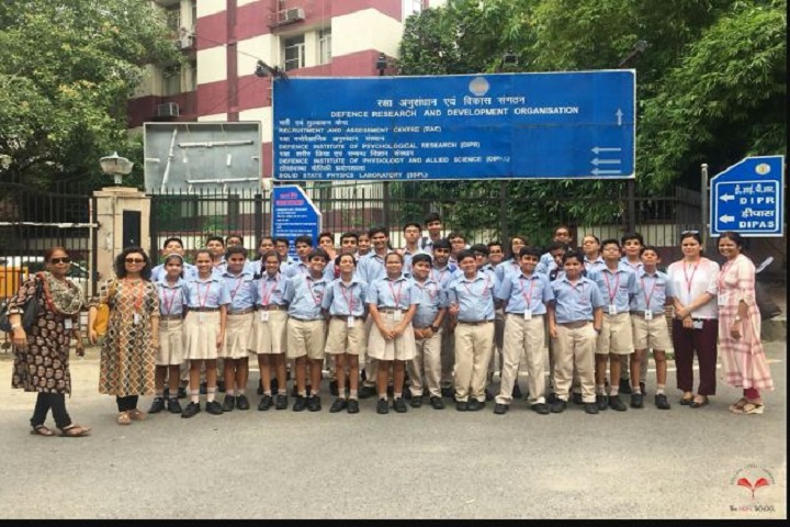 The HDFC School-Visit to DRDO