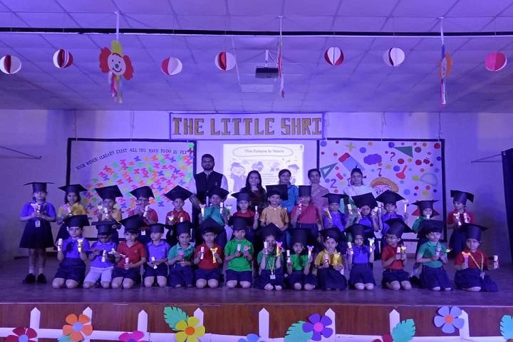 The Little Shri School-Graduation day