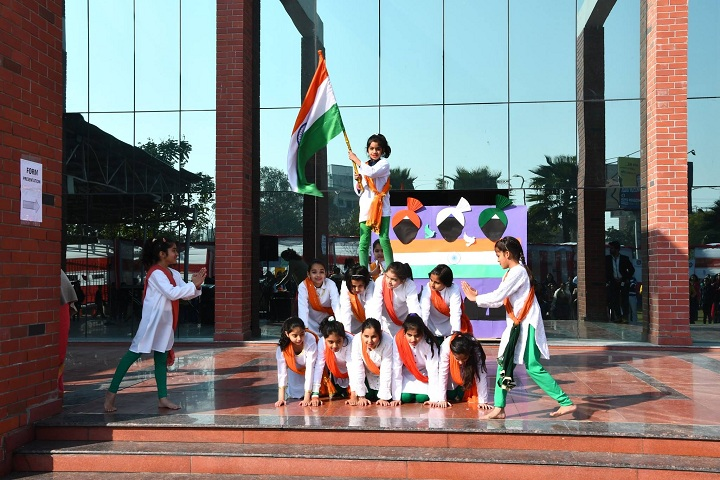 The Little Shri School-Independence day