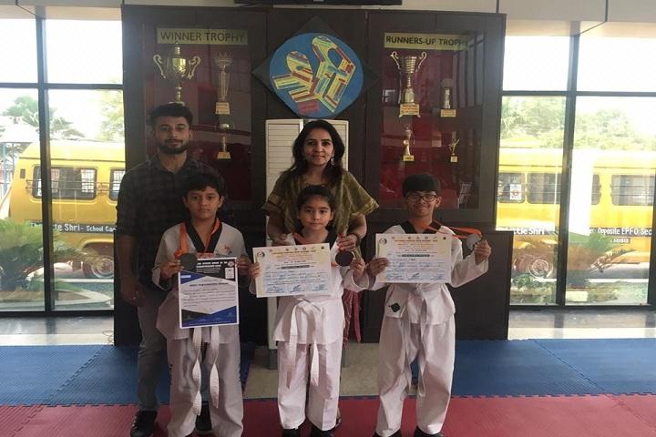 The Little Shri - Championship Certificate
