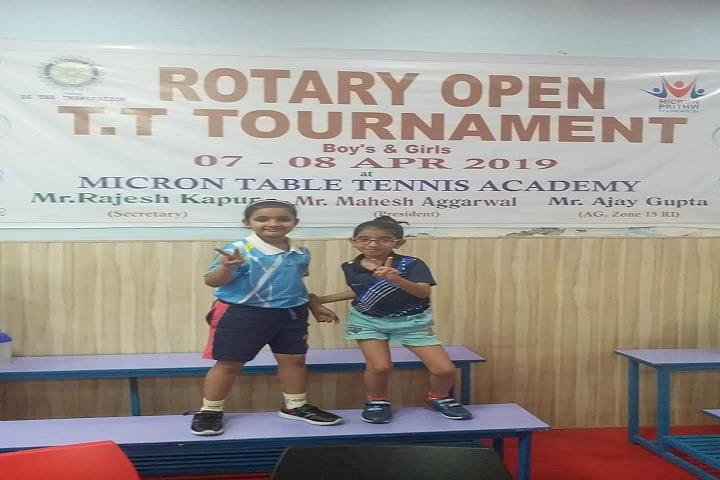 The Little Shri - Table Tennis Tournament