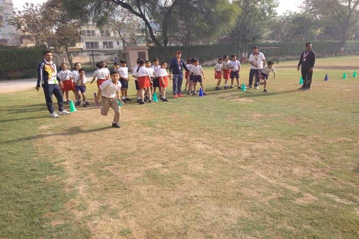 The Maurya School-Activity