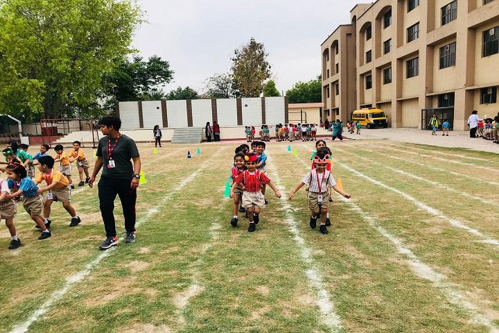 The Maurya School-Games