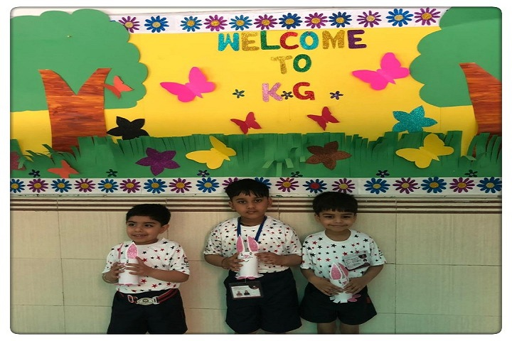 The Maurya School-Junior wing