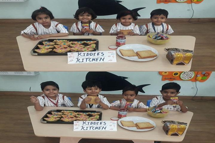 The Maurya School-Kiddies Kitchen