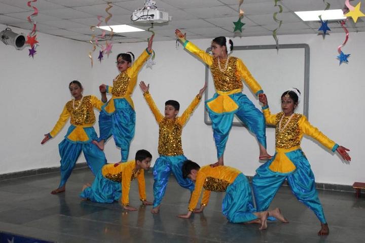 The Maurya School-Orientation day