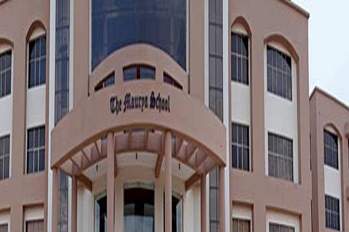 The Maurya School-School Building