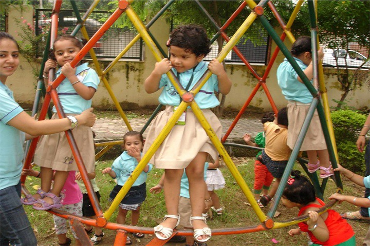 The Olive School - KG Play area