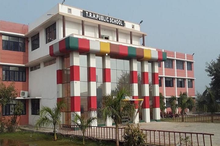 TRH Public School-Campus view