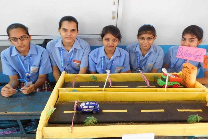 Triveni Memorial Senior Secondary School-Science-Exhibition