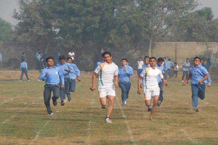 Triveni Memorial Senior Secondary School - Running Competition