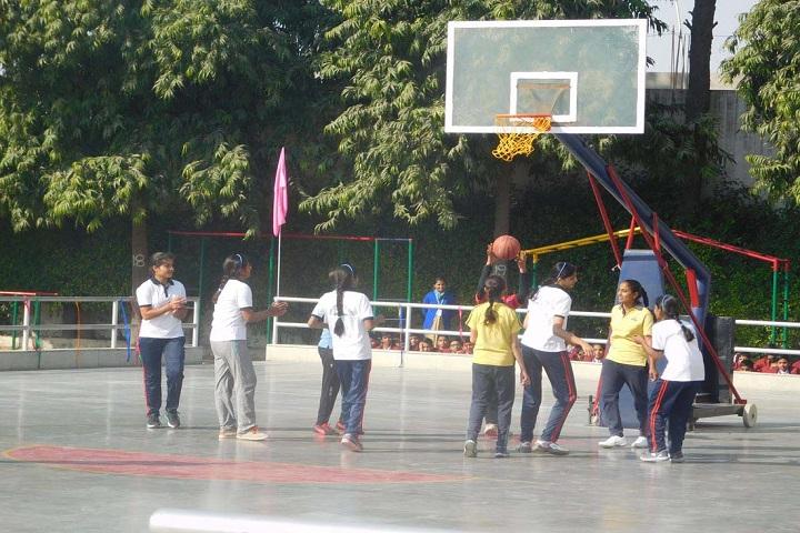 Triveni Memorial Senior Secondary School - Sports