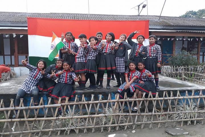 Kendriya Vidyalaya-Independence day Celebration