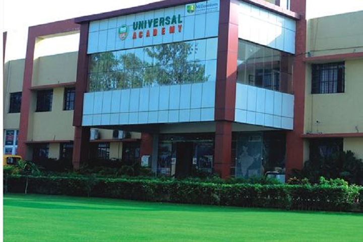 Universal Academy-Campus view