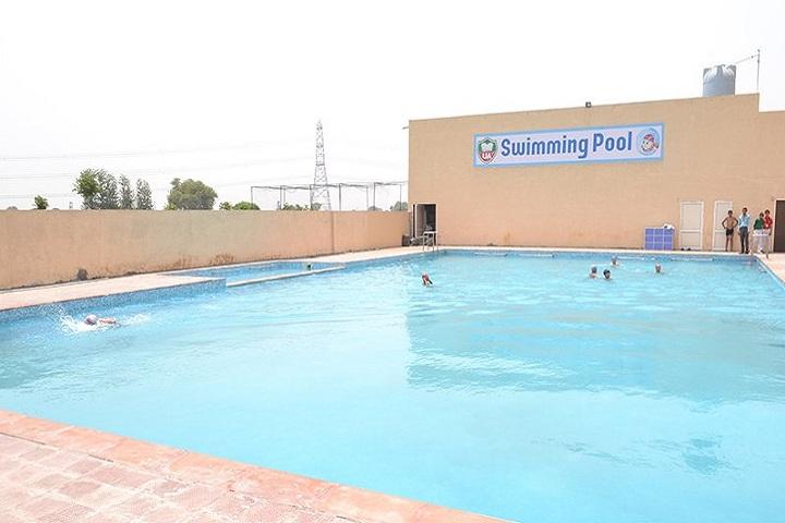 Universal Academy-Swimming pool