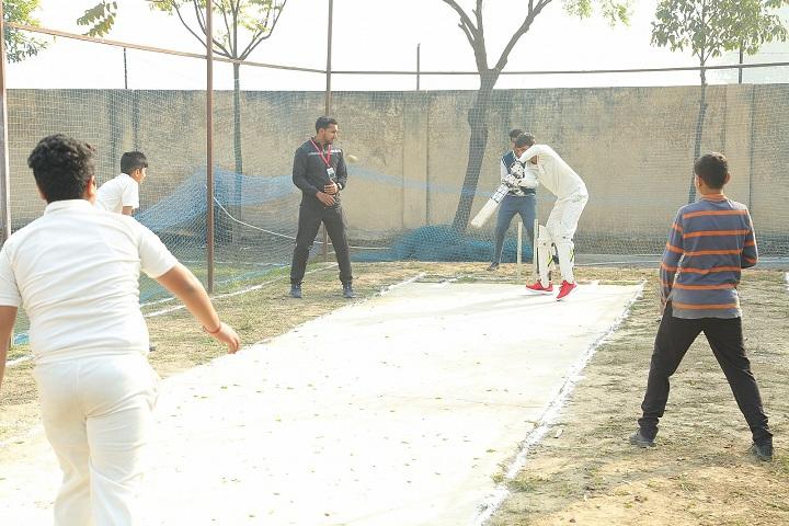 Universal Academy - Cricket