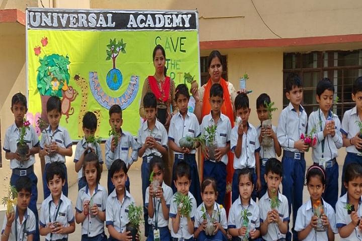 Universal Academy - Earth Day
