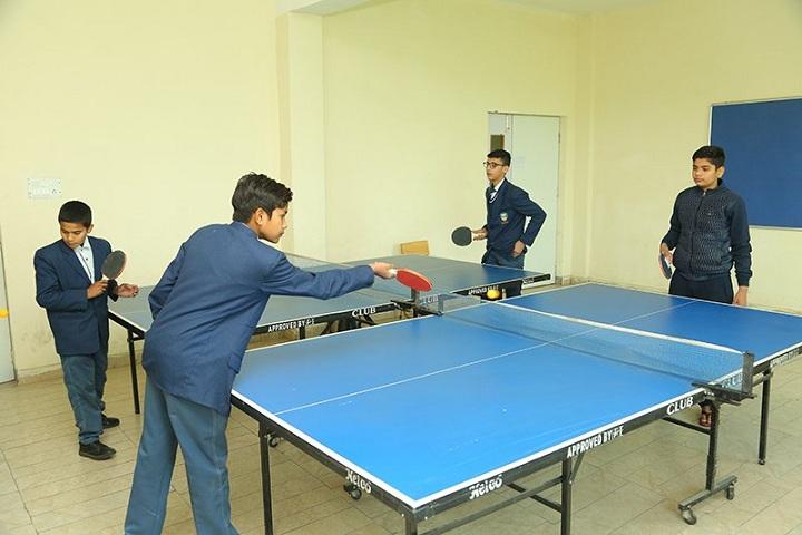 Universal Academy - Table Tennis