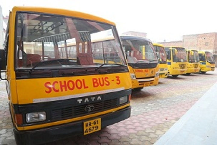 Vaish Model Senior Secondary School-Transport