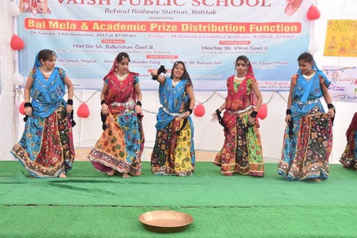 Vaish Public School-Bal Mela