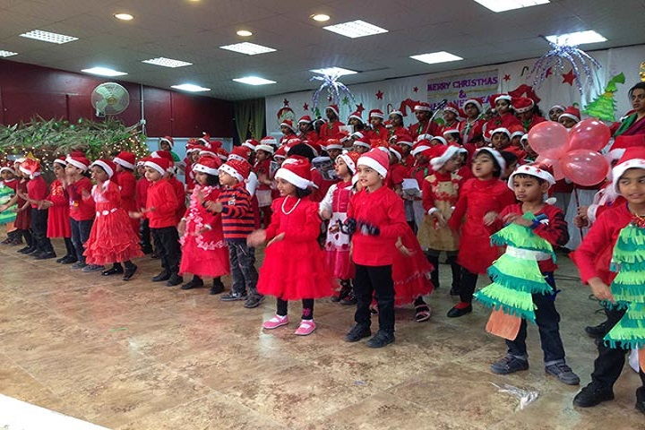 Victor International School-Christmas Celebrations