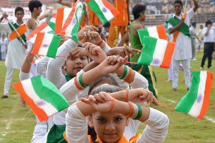 Victor International School-Republic day Celebrations