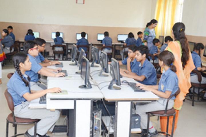Vidya Niketan School-Computer lab