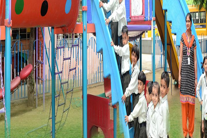 Vidya Niketan School-Junior Wing