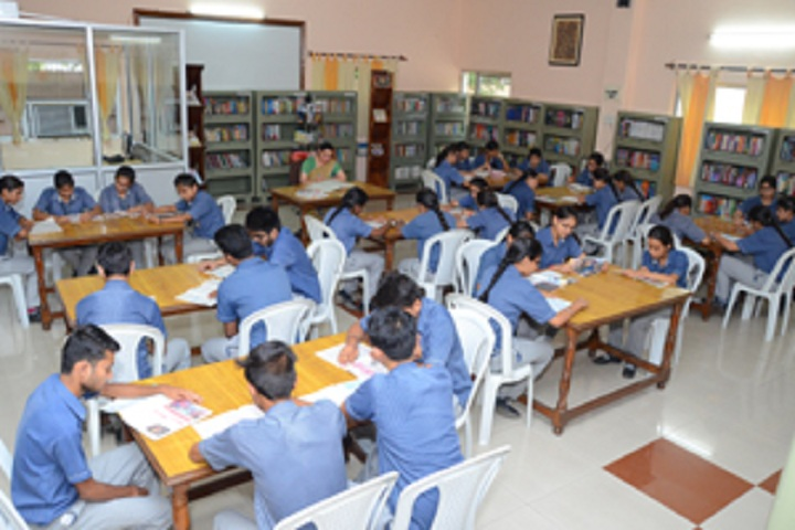 Vidya Niketan School-Library