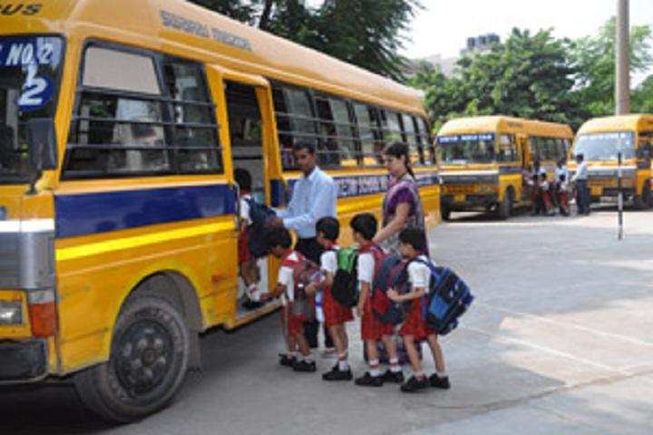 Vidya Niketan School-Transport