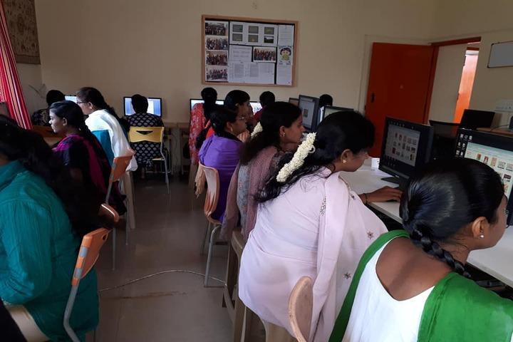 Vidya School-Computer Lab