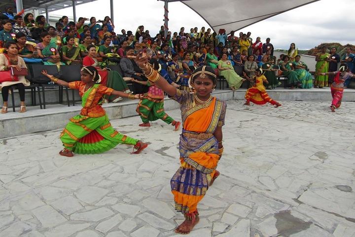 Vidya School-Dance