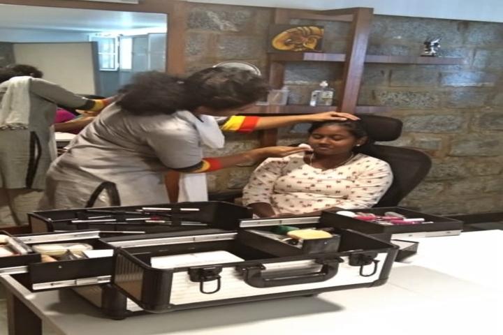Vidya School-Eye Checkup