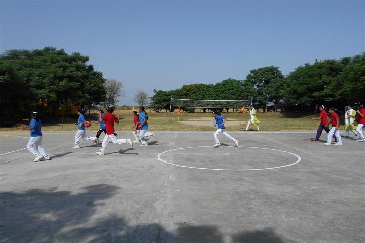 Vidyantriksh Senior Secondary School-Playground