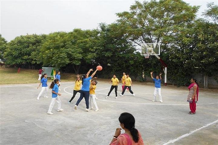 Vidyantriksh Senior Secondary School-Sports